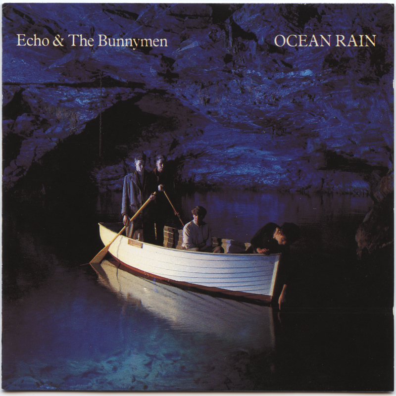 ocean echo the rain and