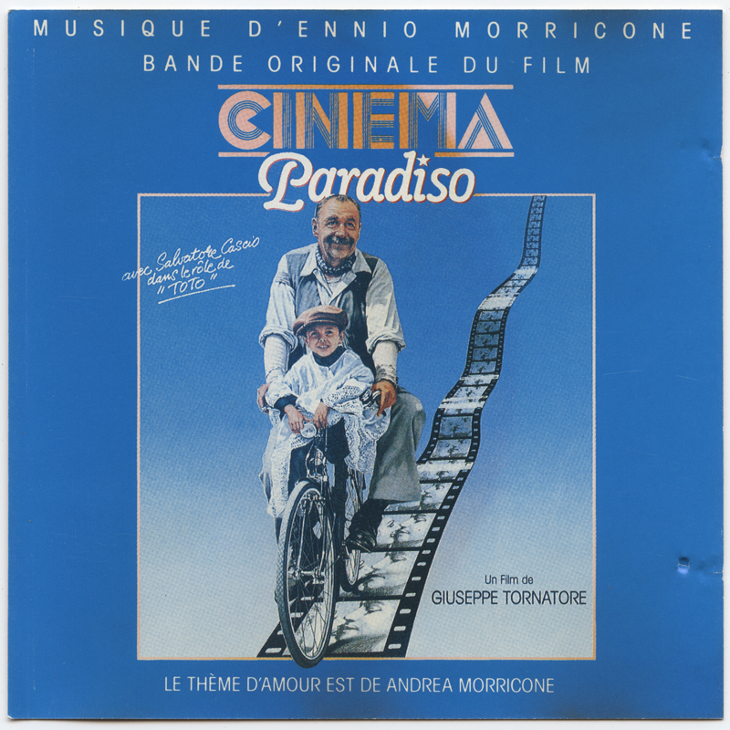 cinema paradiso movie theme analysis If ever a movie came from the heart, it was giuseppe tornatore's nostalgic cinema paradiso (1988) now getting a rerelease to celebrate its silver jubilee.